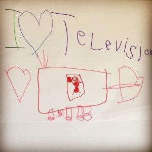 I love television
