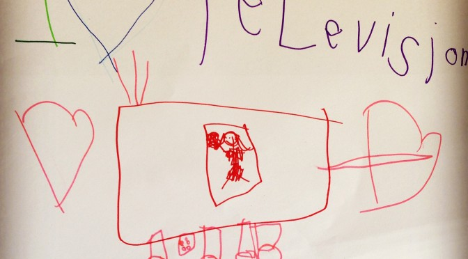 My daughter loves television: the future of advertising